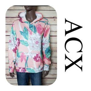 ACX ACTIVE Floral Hoodie